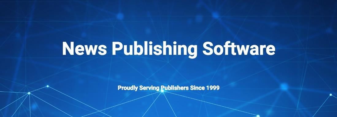 News Publishing Software